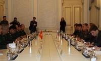 Diálogos estratégicos de defensa nacional entre Vietnam y Rusia