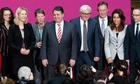 Anuncian nuevo consejo de ministros en Alemania