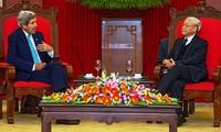 Se consideran Vietnam y Estados Unidos socios importantes