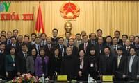 Nueva Carta Magna – base jurídica importante para diplomacia vietnamita