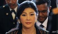 Primera ministra de Tailandia propone formar Consejo de Reforma nacional