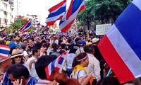 Quedan estancada situación política de Tailandia