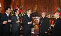 Católicos de Vietnam en buena vida religiosa y social