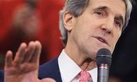 Inicia secretario norteamericano de Estado décima gira por Oriente Medio