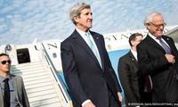 John Kerry busca impulsar acuerdo de paz en Medio Oriente