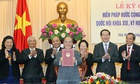 Secretariado del Partido urge despliegue de nueva Carta Magna vietnamita