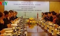 Sesiona en Hanoi Comisión Intergubernamental Vietnam–Argelia