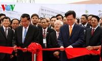 Inauguran hospital Cho Ray en la capital de Camboya