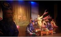 Llevar arte tradicional al público extranjero