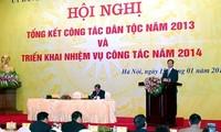 Promueven trabajo de minorías étnicas en Vietnam