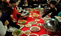 Compatriotas de Vietnam en Corea del Sur celebran Tet 2014