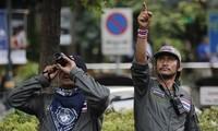 Ejército tailandés detecta armas y explosivos hacia la capital