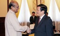 Respalda Vietnam desarrollo de Sri Lanka