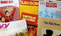Reseña de prensa vietnamita en la primavera 2014