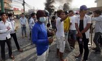 Camboya: Condenado Partido de Rescate Nacional por provocar caos