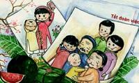 Nuevo Año Lunar Vietnamita: Tet de reunión, Tet de encuentro