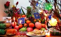 Siguen compatriotas en el extranjero con actividades en saludo al Tet 2014