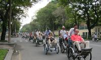 Hanoi recibe más de dos millones de visitantes durante el Tet
