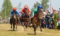 Tradicionales actividades atraen visitantes nacionales