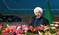Presidente iraní llama a negociaciones nucleares justas y constructivas