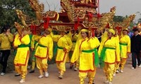 Se inaugura festival del templo Tran en provincia norteña Thai Binh