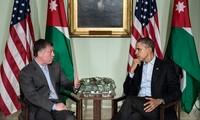 Ofrece Obama asistencias a Siria y Jordania