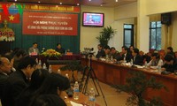 Teleconferencia sobre medidas urgentes de prevención de gripe aviar en Vietnam
