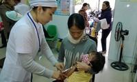 Fortalecen prevención de gripe aviar y sarampión en Vietnam