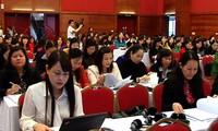 Aplican Unión de Mujeres de Vietnam Constitución de 2013