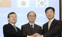 China, Corea del Sur y Japón se preparan para próximas negociaciones de TLC