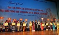 Vietnam saluda Día Internacional de la Mujer