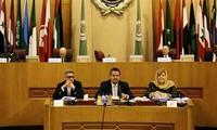 Cancilleres de la Liga Árabe se reúnen en Egipto
