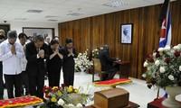 Continúa actividades de delegación vietnamita en Cuba en homenaje póstumo a Melba Hernández