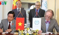 Proactivo Vietnam en preparación de Asamblea General  Interparlamentaria 132