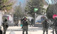 Ucrania toma medidas de represalia contra Rusia por adhesión de Crimea