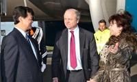 Asiste primer ministro vietnamita a Cumbre de Seguridad Nuclear