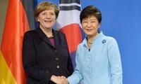 Urgen Alemania y Corea del Sur a Pyongyang a suspender su ambición nuclear