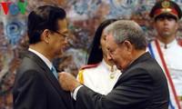 Vietnam y Cuba reiteran su apoyo mutuo y aumentan cooperación