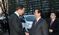 Califican de exitosa la gira del premier Nguyen Tan Dung por Holanda, Cuba y Haití
