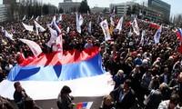 Rusia exhorta a diálogo entre partes involucradas para solucionar la crisis ucraniana
