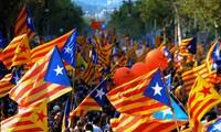 Parlamento español rechaza referendo de Cataluña sobre su independencia regional