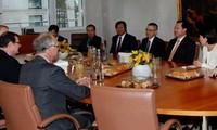 Prosigue viceprimer ministro vietnamita visita a Reino Unido