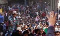 Masivas manifestaciones en Egipto a favor de depuesto presidente