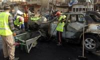 Violencia en Iraq causa numerosas víctimas