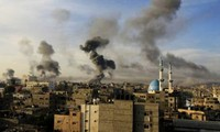 Israel bombardea Franja de Gaza