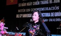 Conmemoran en Vietnam victoria del pueblo cubano en Playa Girón
