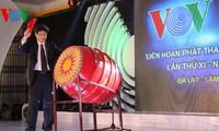 Inaugurado XI Festival Nacional de Radiodifusión en Lam Dong