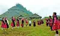 Singular festejo del año nuevo de los Mong vietnamitas