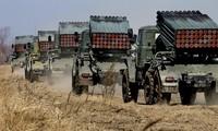 Ejército ucraniano, en alerta de combate