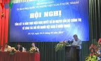 Vietnamitas en ultramar - una fuerza indispensable de la nación